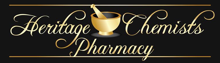 Heritage Chemists Logo